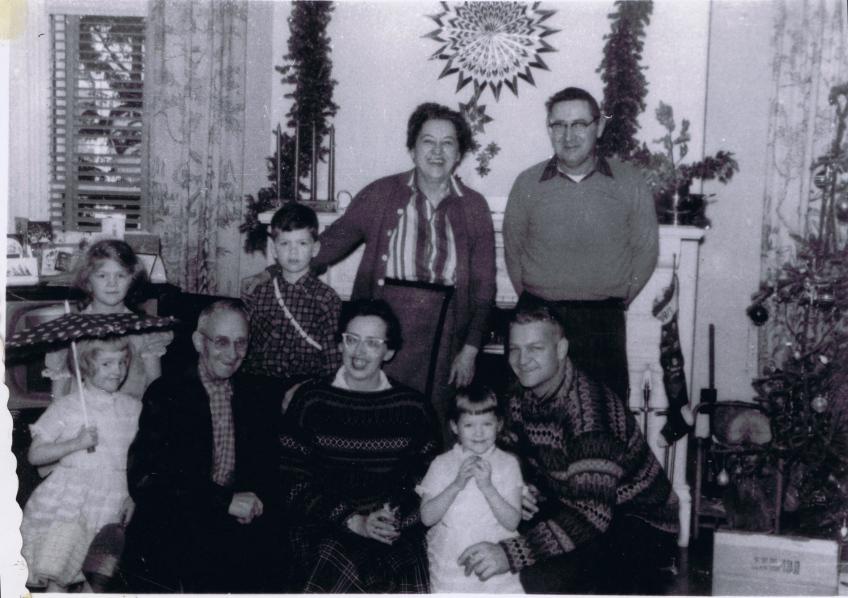 Grandmother & Rudy