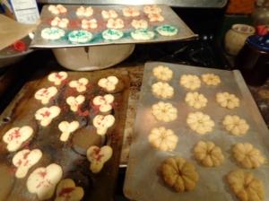 spritz cookies