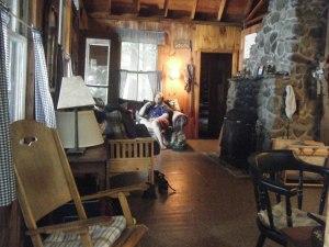camp main room