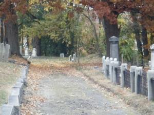 grave path