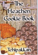 Heathen cookie book cover