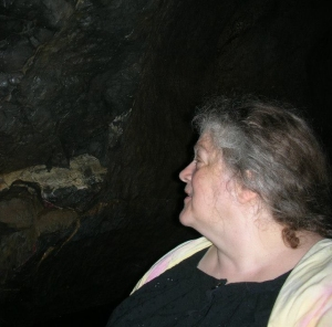 Me two Penns cave