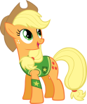 Winter_Wrap_Up_-_Applejack_by_Kishmond