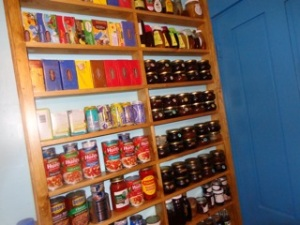 honey shelves
