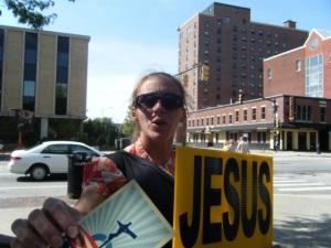 jesus protesters