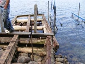 dock long view