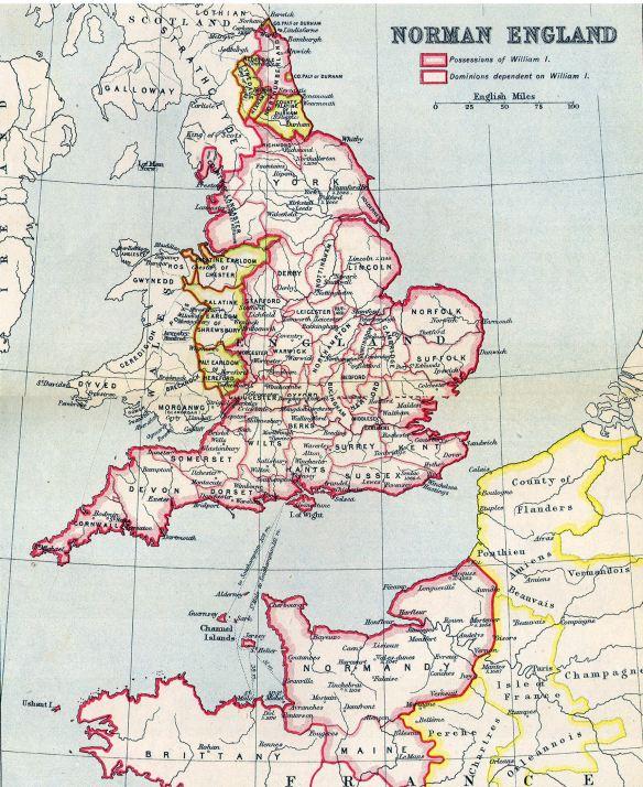 Norman England