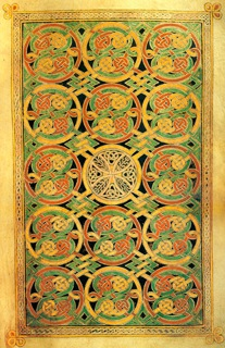 book of kells carpet