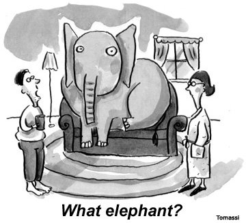 Suicide and Depression: the Elephant in the Living Room | Tchipakkan