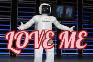 love robot
