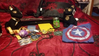 Willow's loot