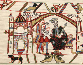 Bayeux tapestry-edward