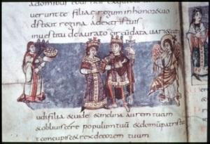 Stuttgard psalter