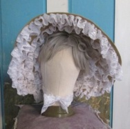 tumblr_straw bonnet with lace