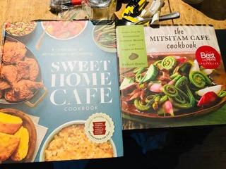 Cookbooks from Bob Bestwick
